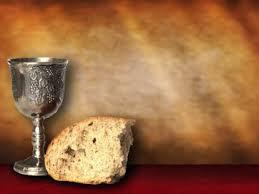 Christian Symbols: Communion Bread and Cup